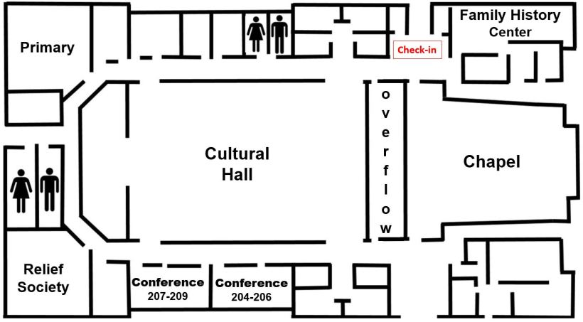 Floorplan- Stake Center with Conference-5-26-2018